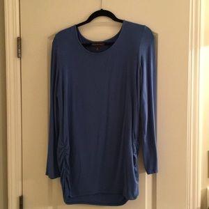 Cornflower Blue Long sleeve shirt